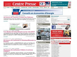 centrepresse